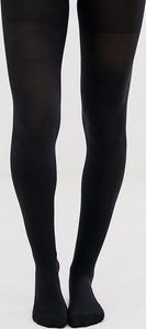 sustainable 50 denier tights in black