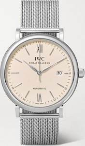 Portofino Automatic 40 Stainless Steel Watch - Silver