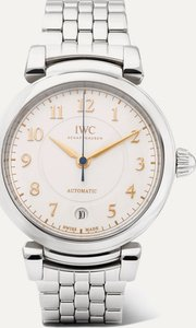 Da Vinci Automatic 36mm Stainless Steel Watch - Silver