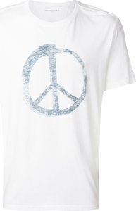 peace T-shirt - White