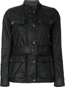 Roadmaster fitted jacket - Black