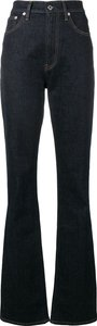 classic bell-bottom jeans - Blue