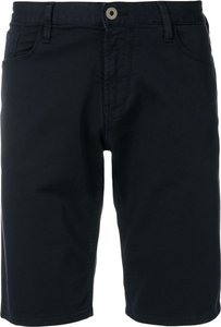 tailored casual shorts - Blue
