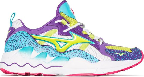 Wave Rider Fresh 90 low top sneakers - Multicolour