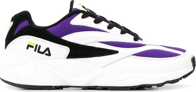 Venom low top sneakers - Purple