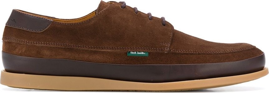 PS Brock lace-up shoes - Brown