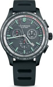 Alliance Sport Black Chronograph, 44mm