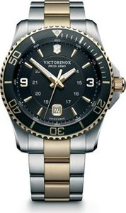 Maverick Two-Tone Watch, 43mm