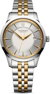 Swiss Army Two-Tone Stainless Steel Alliance Watch, 40mm