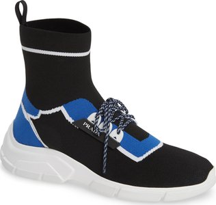 High Top Sock Sneaker