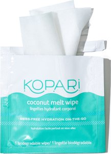 Coconut Melt Wipes -