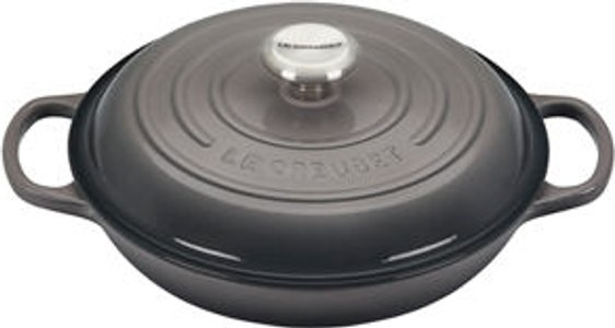 2.25-Qt. Signature Braiser with Stainless Steel Knob