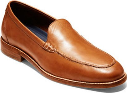 Feathercraft Grand Venetian Suede Loafers
