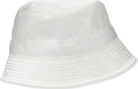 Tonal Pattern Bucket Hat