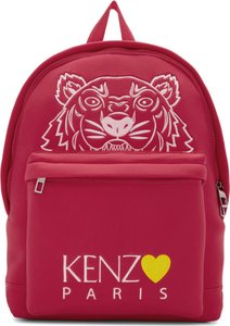 Pink Limited Edition Large Tiger Backpack