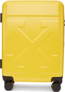 Yellow Arrows Trolley Carry-On Suitcase