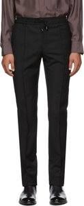 Black Sidney Trousers