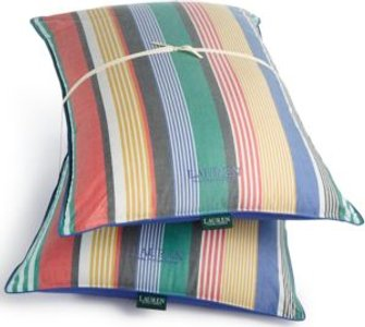 Cameron Reversible Yarn-Dyed Plaid 2 Pack Standard Pillows