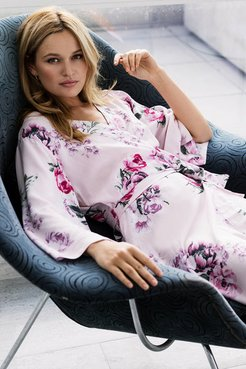 DREAM LOVER FLORAL ROBE Swoonlight Cameo
