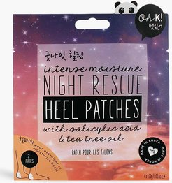 Oh K! Night Rescue Heel Patches - Multi - One Size