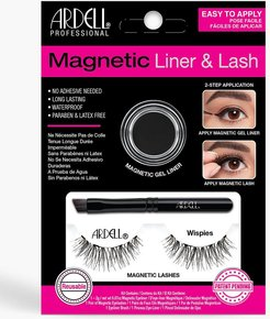 Ardell Magnetic Wispies Lash Kit - Black - One Size