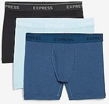 3 Pack Supersoft Boxer Briefs
