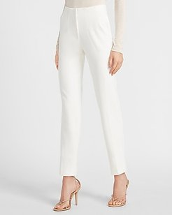 High Waisted Supersoft Pull-On Ankle Pant Women's Ivory