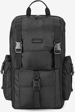 Haydon Hill Overnighter Travel Backpack Men's Black