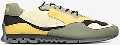 Camper Lace-Up Sneakers Yellow Men's 10