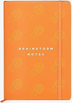 Haydon Hill Brainstorm Notebook Women's Orange