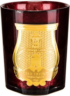 Nazareth Classic Scented Candle in Metallic,Red