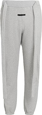 Joggers in Gray