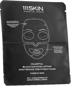 Celestial Black Diamond Lifting and Firming Mask in Beauty: NA.