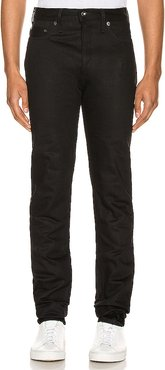 Narrow Tapered Denim. - size 29 (also in 31)