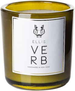 Verb Terrific Scented Candle in Green.