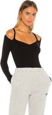 Nelly Sweater in Black. - size XS (also in M,S)