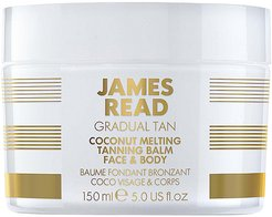 Coconut Melting Tanning Balm Face & Body in Beauty: NA.
