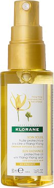 Travel Protective Oil with Ylang-Ylang in Beauty: NA.