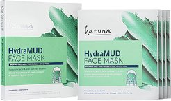 HydraMUD Face Mask 4 Pack in Beauty: NA.