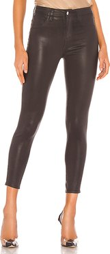 Coated Margot High Rise Skinny. - size 27 (also in 30)