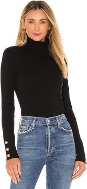 Odette Sweater in Black. - size XS (also in S)