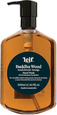 Buddha Wood Hand Wash in Buddha Wood.