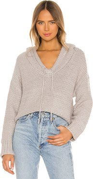 Cold Comfort Sweater in Gray. - size S (also in XS)