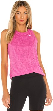 Dry Essential Tank in Pink. - size M (also in XS)