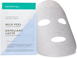 FlashMasque Milk Peel in Beauty: NA.