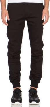 Legacy Jogger in Black. - size 30 (also in 28)