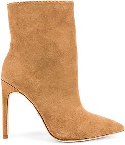 Revel Bootie in Tan. - size 9 (also in 8.5)