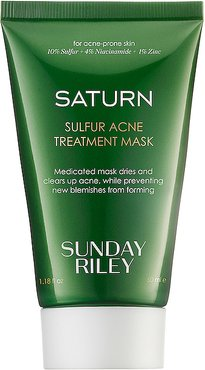 Saturn Sulfur Acne Treatment Mask in Beauty: NA.