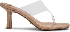 Bridgette Sandal in Tan. - size 5 (also in 7)