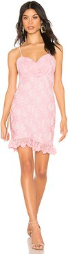 Terry Mini Dress in Pink. - size XL (also in XS)